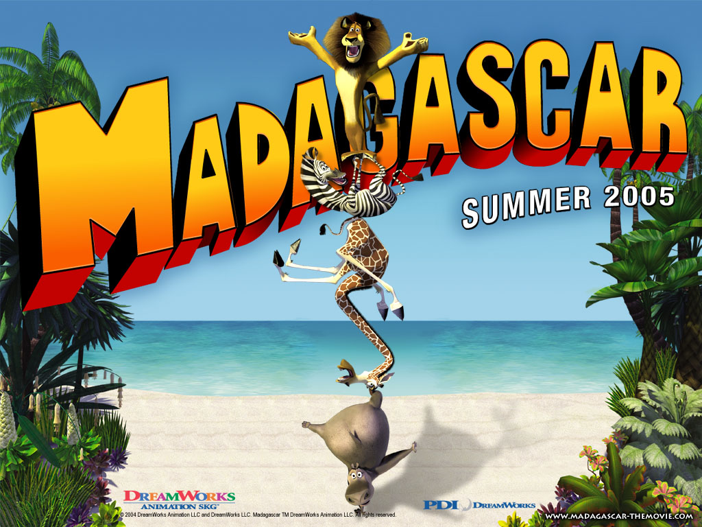 Madagascar Movie Characters Pictures