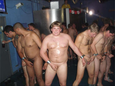 Naked frat boys initiation gay so this week