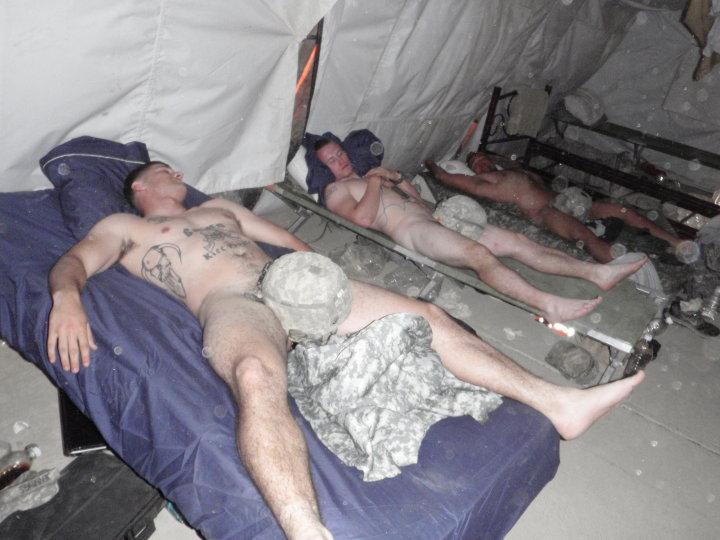 Nude Navy Ass 45