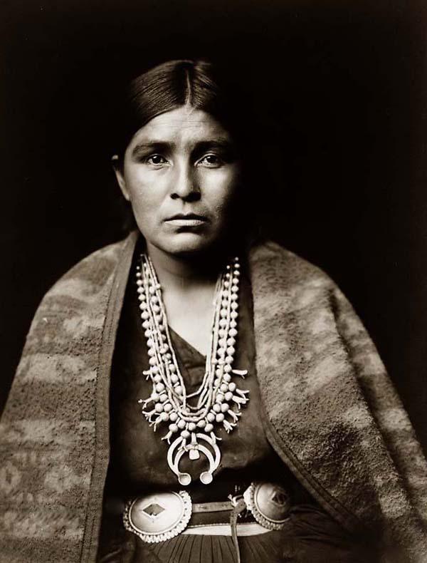 Navajo Woman 111