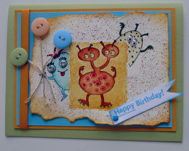 9 Year Old Boy Birthday Card
