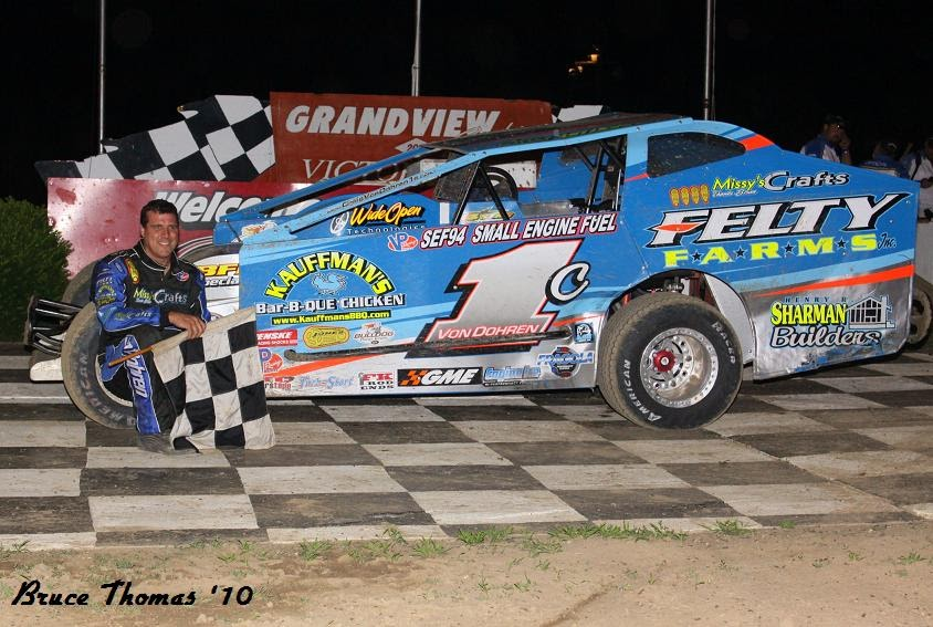 Rub Rails Amp Rooster Tails News From Grandview Speedway