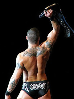 Randy orton tattoos