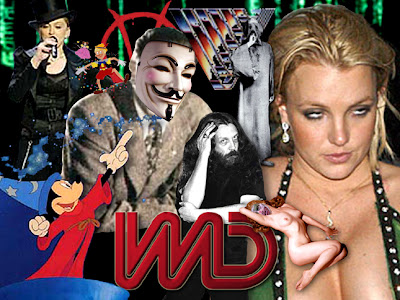 Anna Nicole, Britney, and Mind Control
