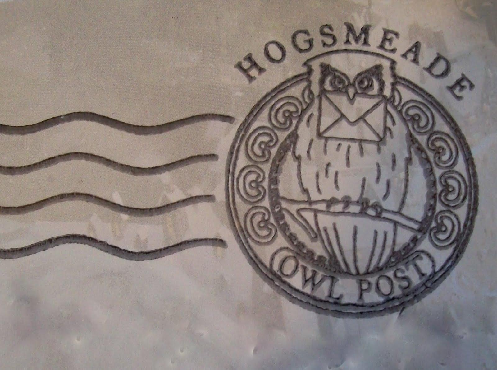 Owl Post Service Crest Harry Potter watercolor printable ...  Harry Potter Owl Service