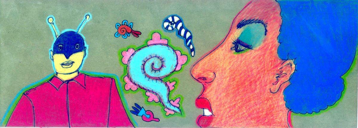 La Bloga Cuca And Eva Aguirre Festival De Flor Y Canto