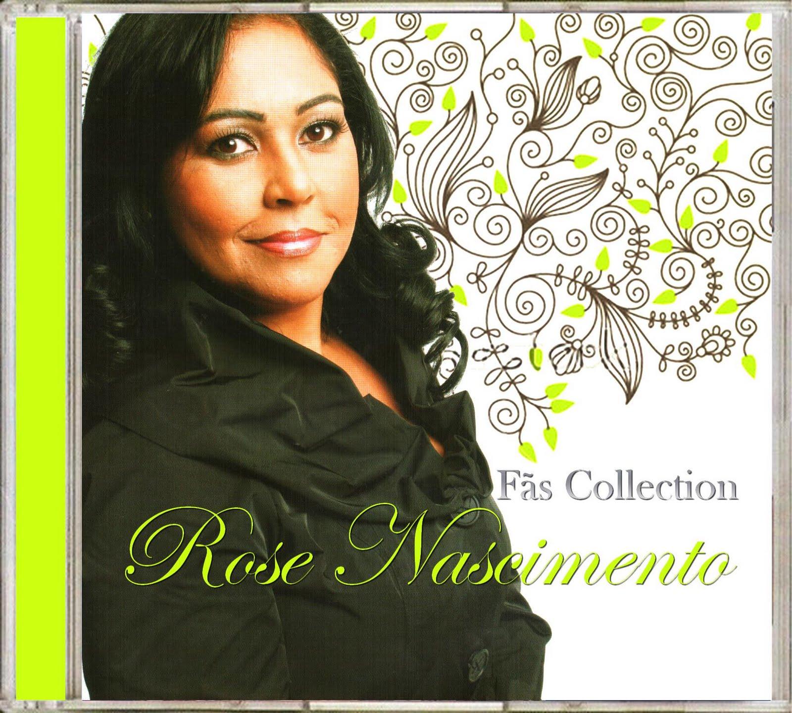 cd rose nascimento - admiradores collection 2009
