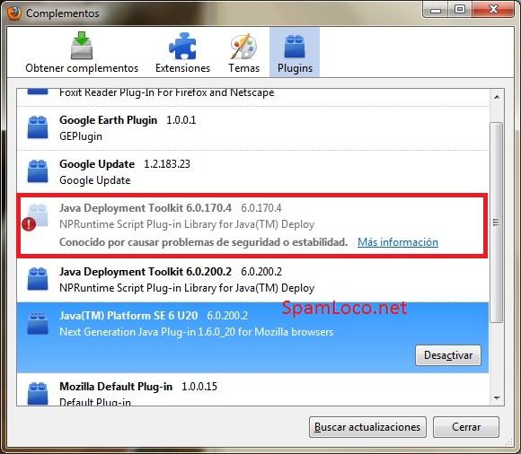Firefox java deployment toolkit