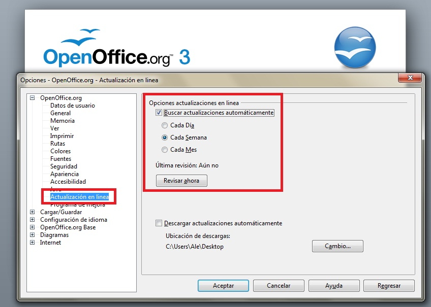 Open Office.De