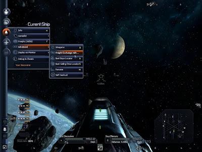 X3: Terran Conflict developer blog: Klaus: UI development