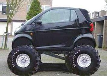 Smart Car Foot