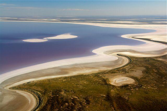 Adventure Before Dementia  Scenic Flight Over Lake Eyre