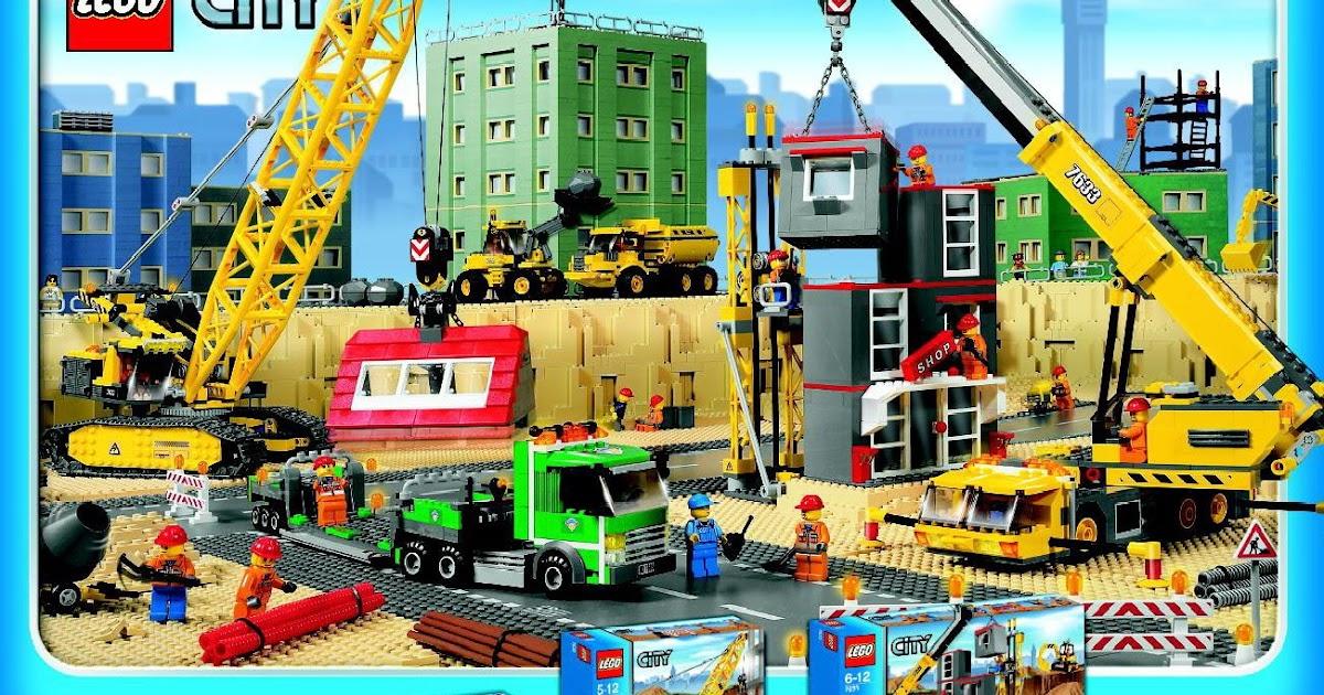 LEGO gosSIP: 231008 LEGO 2009 city construction set theme ...