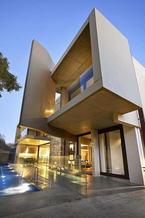 White Architecture >> Clean, Simple, and Pure.. - Awesome ... Modern Architecture