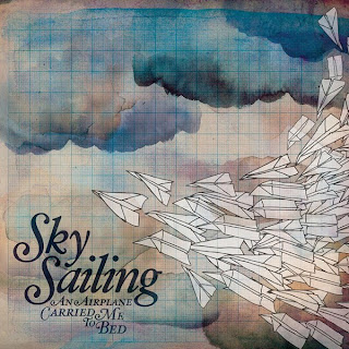 Sky sailing Adam Young