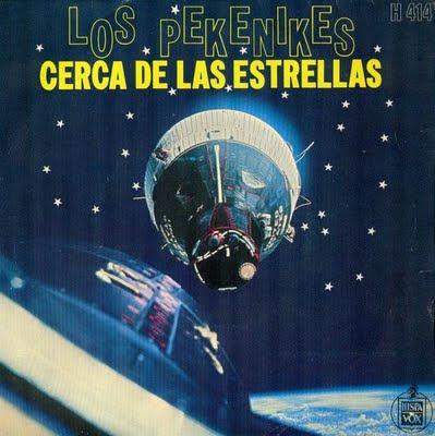 Resultado de imagen de Los Pekenikes Cerca de las Estrellas