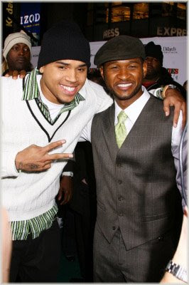 Usher: 'Chris Brown Is The Next Me'