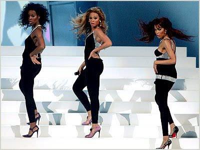 Destiny's Child To Make Stage Comeback?