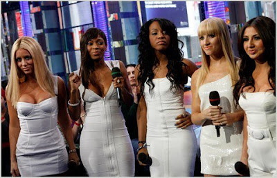 Diddy: Danity Kane Not Splitting