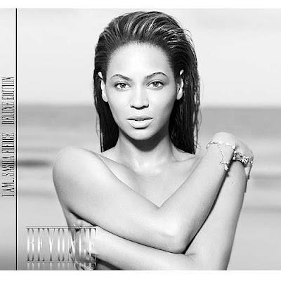 'I Am...Sasha Fierce' Cover + Track-listing