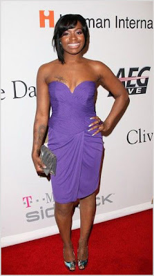 Fantasia Lands VH1 Reality Show