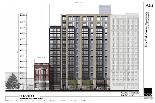 DC construction, Bozzuto, northwest, WDG Architects