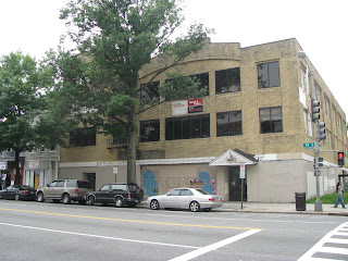 14th street retail for lease, Washington DC, Room and Board signs lease, Blake Dickson