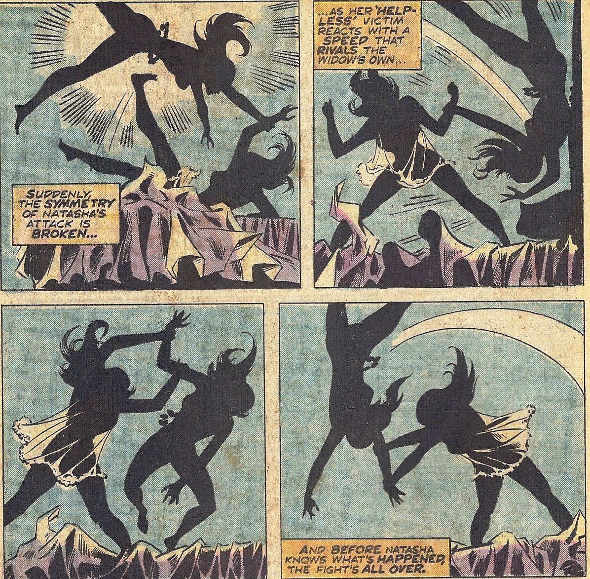 Bronze Age Babies: BAB Two-In-One: Cat Fight! And Frankie