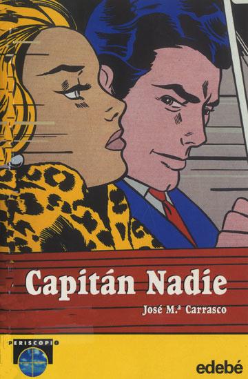 Portada Capitán Nadie