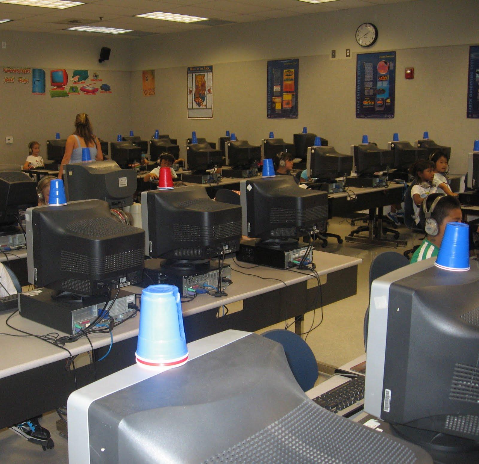 Meidän luokka: Tietotekniikka Mesassa
