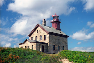 New England Lighthouses Lighthouse Of The Week Block