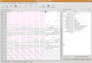 Experimenting with GNU/Linux: Five gui hex editors for ubuntu