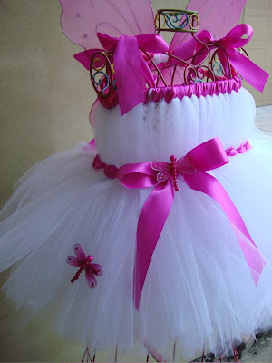 Posh Baby Couture Butterfly Princess Tutu Dress