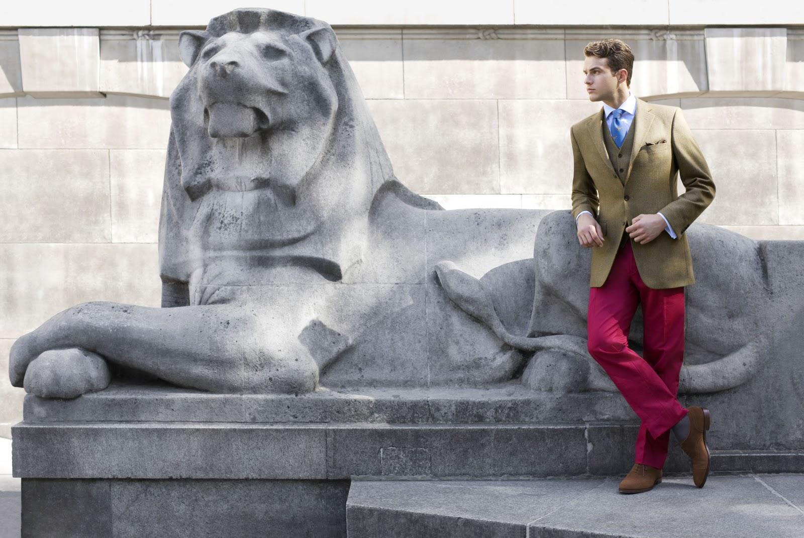 men's styling: January 2011