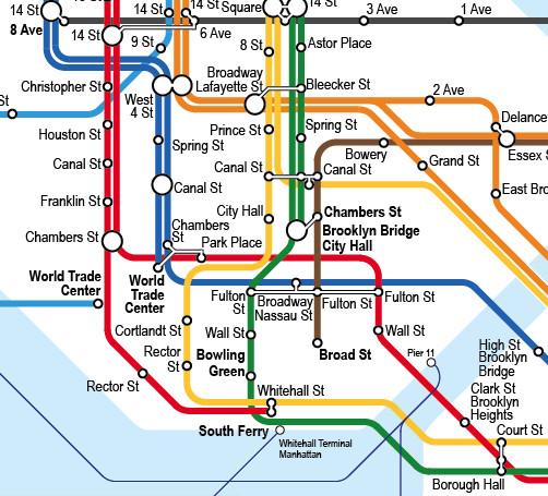 War of Yesterday Making a Subway Map XV