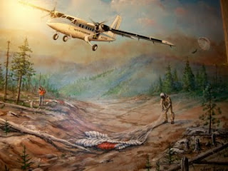 The Sayre Rv Odyssey Smokejumper Visitor Center Missoula