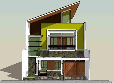 desain rumah idaman tahun 2011