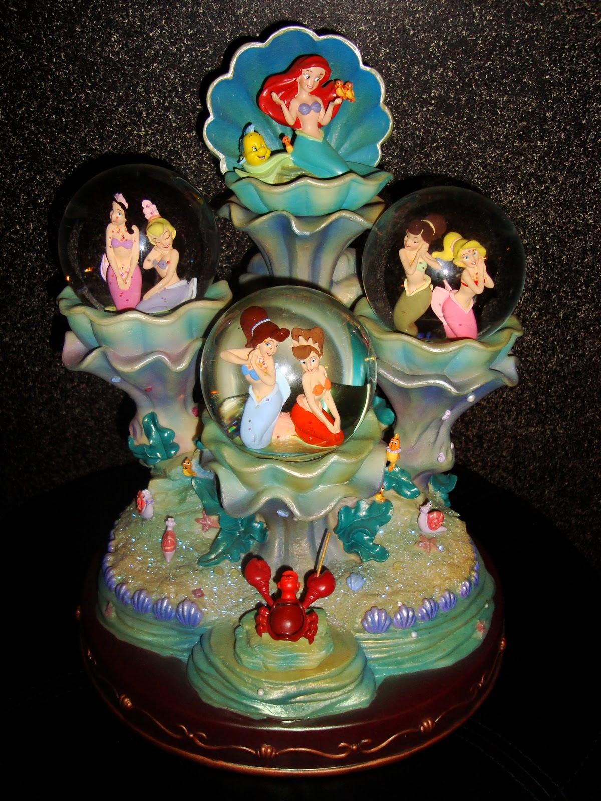 Tune Up Prices >> Disney Pixar Fanatics: The Little Mermaid: Daughter's of