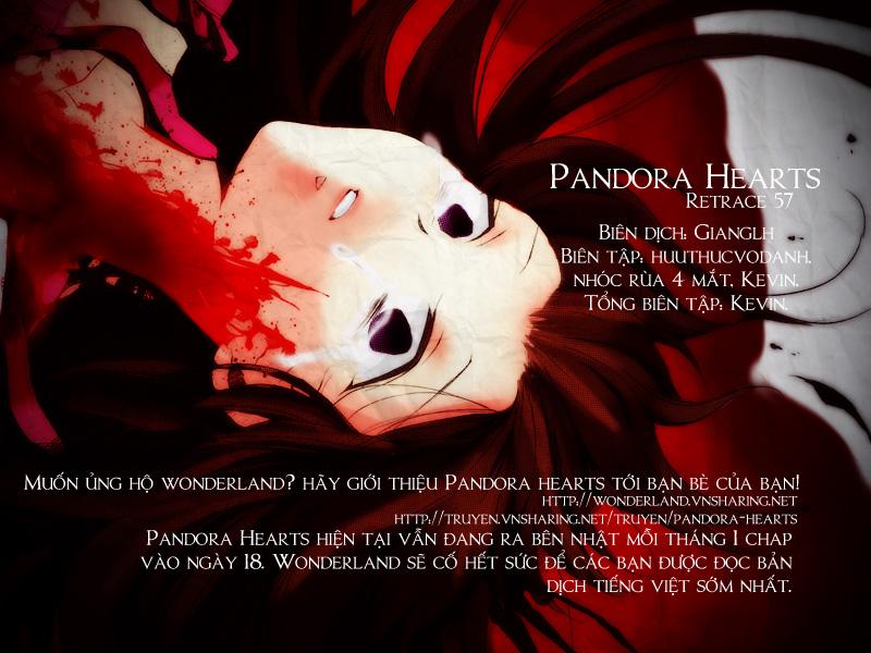 Pandora Hearts chương 057 - retrace: lvii humpty dumpty had a great fall trang 1