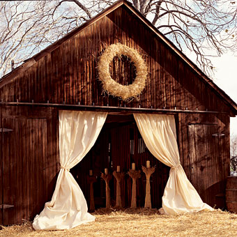 Simply Natural All Things Inspirational Rustic Barn