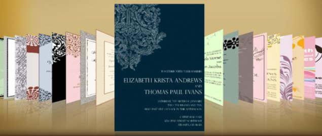 Electronic Wedding Invitation: Simply Natural...All Things Inspirational: Greenvelope All