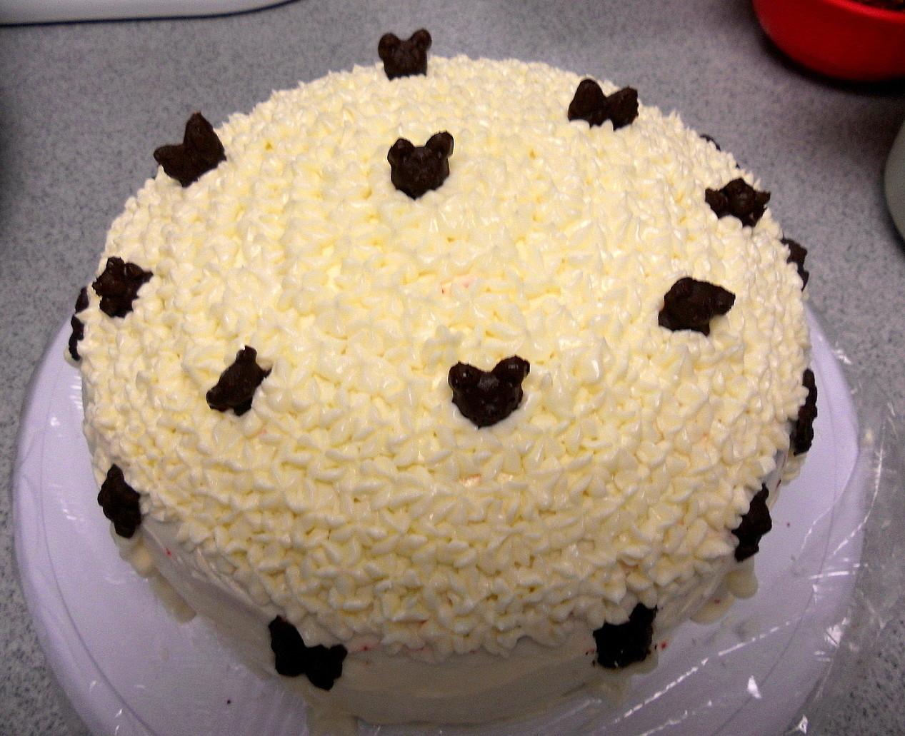 Happy Birthday Sis Cake Brithday Cake