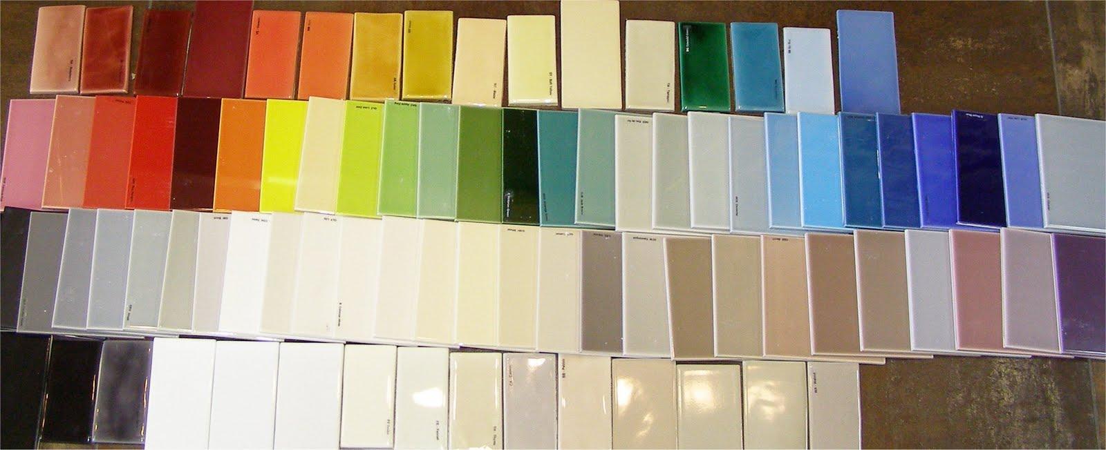 H.Winter Showroom Blog: Miles of Tile: Subway Tile