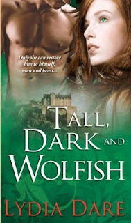 Guest Review: Tall, Dark and Wolfish by Lydia Dare