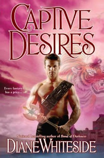 Guest Review: Captive Desires by Diane Whiteside
