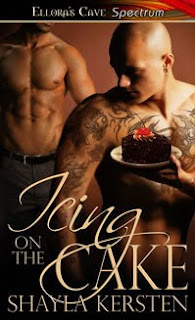 Guest Review: Icing on the Cake by Shayla Kersten