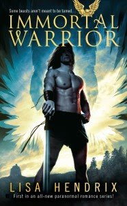 Guest Review: Immortal Warrior by Lisa Hendrix (And a Contest)