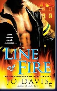 Guest Review: Line of Fire by Jo Davis