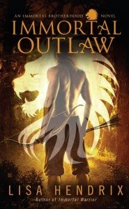 Guest Review: Immortal Outlaw by Lisa Hendrix
