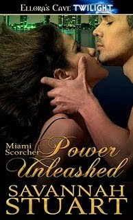 Guest Review: Power Unleashed by Savannah Stuart